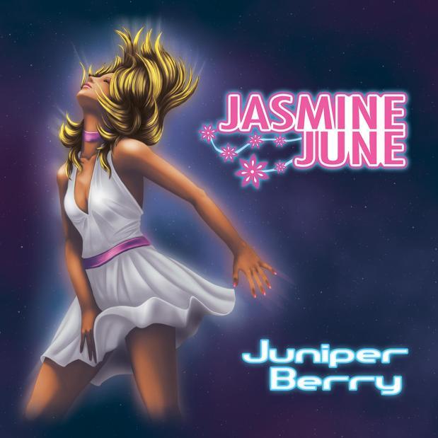 Juniper Berry Album Cover Art