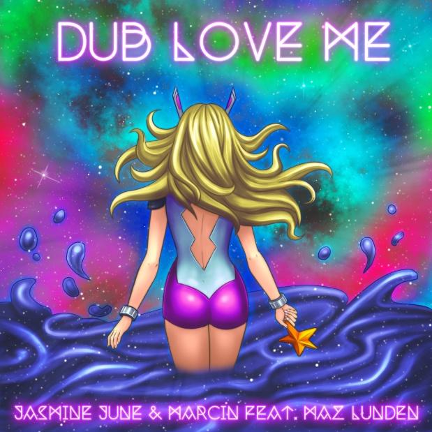 Dub Love Me Cover Art