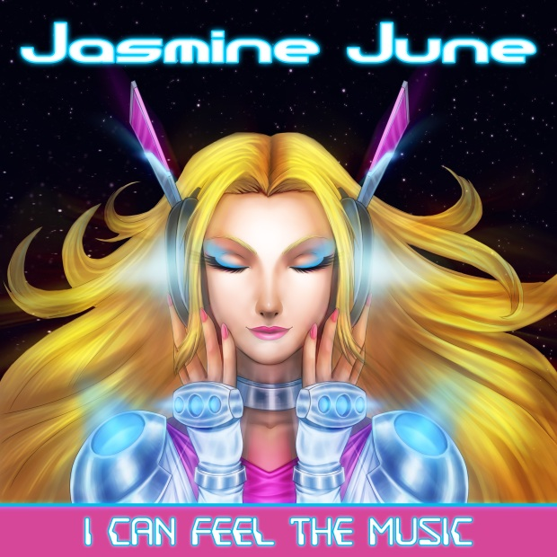 I Can Feel the Music Cover Art